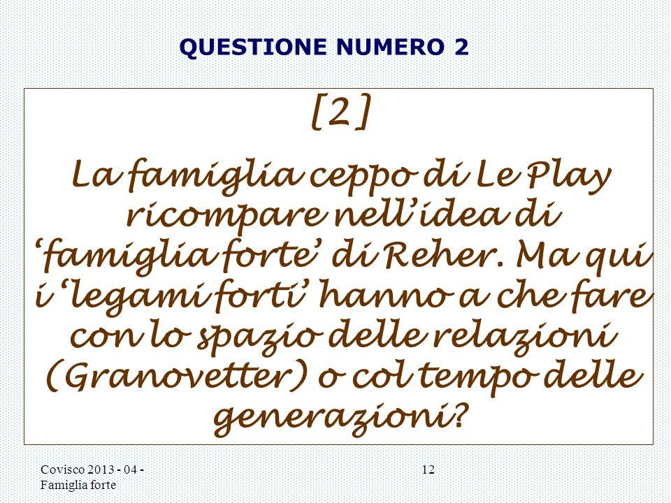 QUESTIONE NUMERO 2 [2]